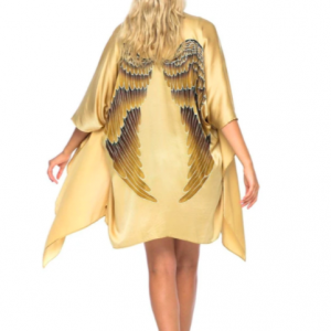 Warriors of the Divine - Angel Wing Kimono Luxe