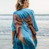 Warriors of the Divine - Archangel Gabriel Angel Wing Kimino