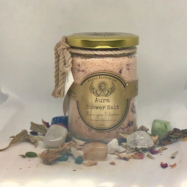 Aura Shower Salt
